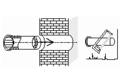 монтаж клапана кив-125